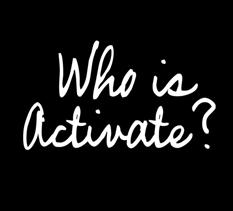 ACTIVATE! Marketing Leaflet